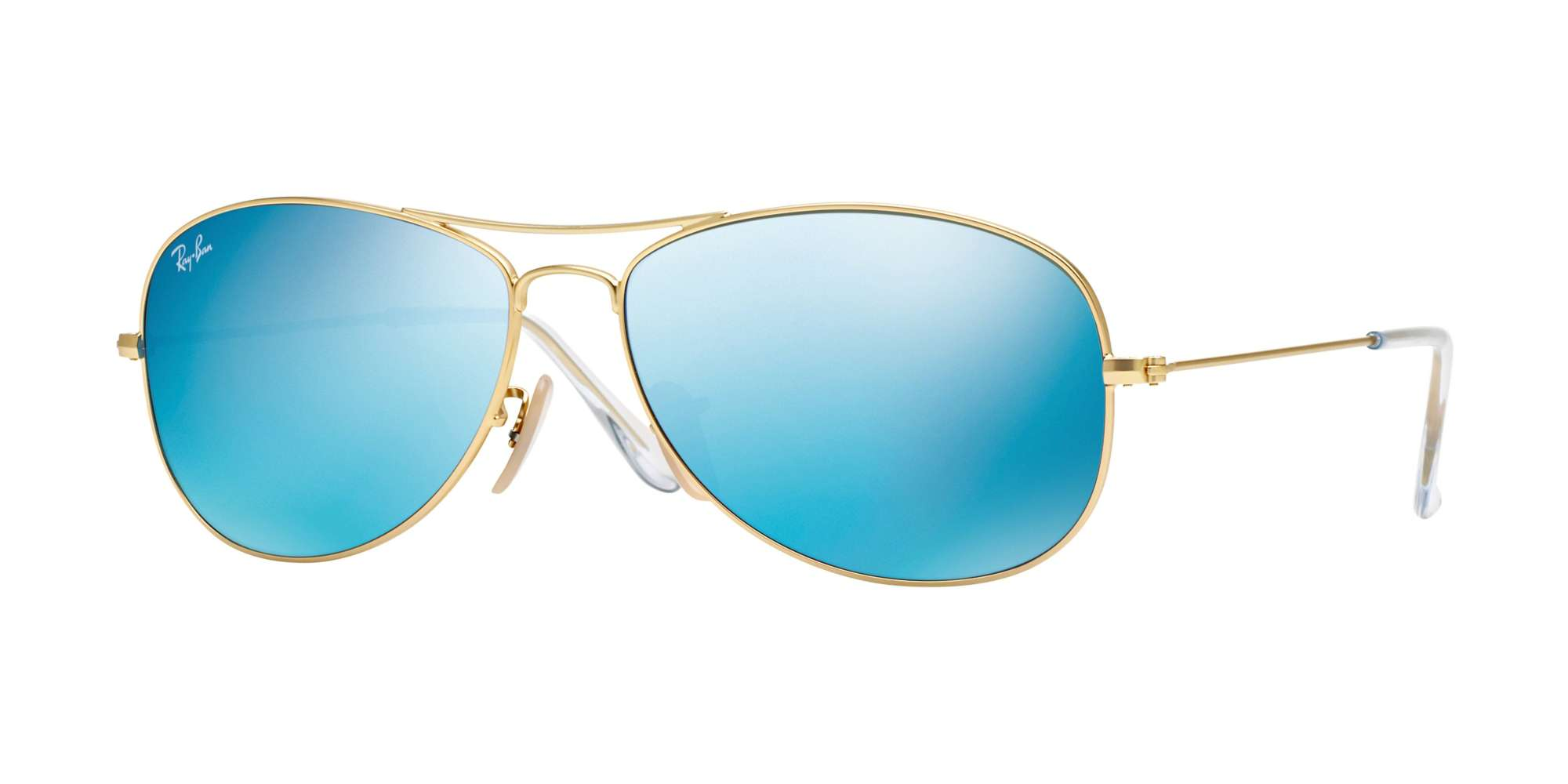 MATTE GOLD / CYCLAMEN MIRROR lenses