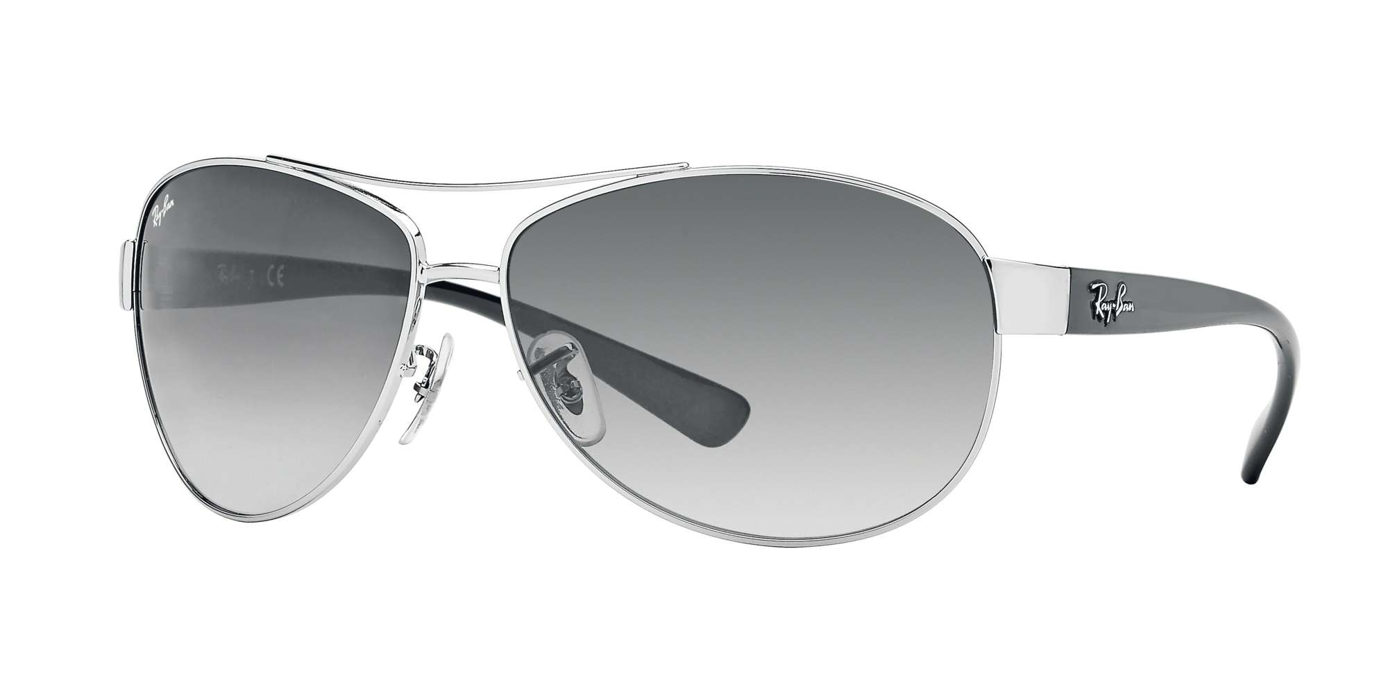 SILVER / GREY GRADIENT lenses