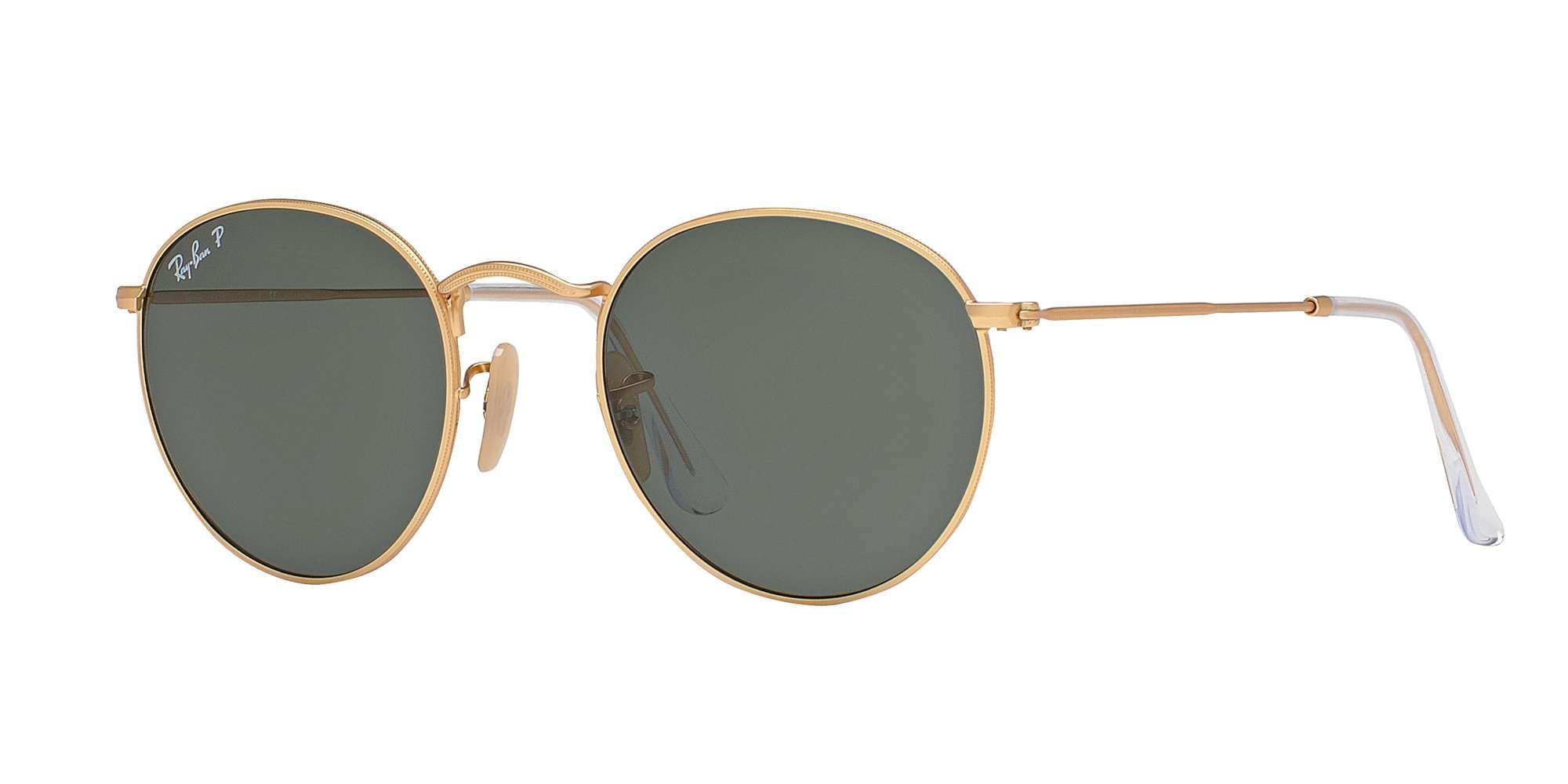 MATTE GOLD / POLAR GREEN lenses