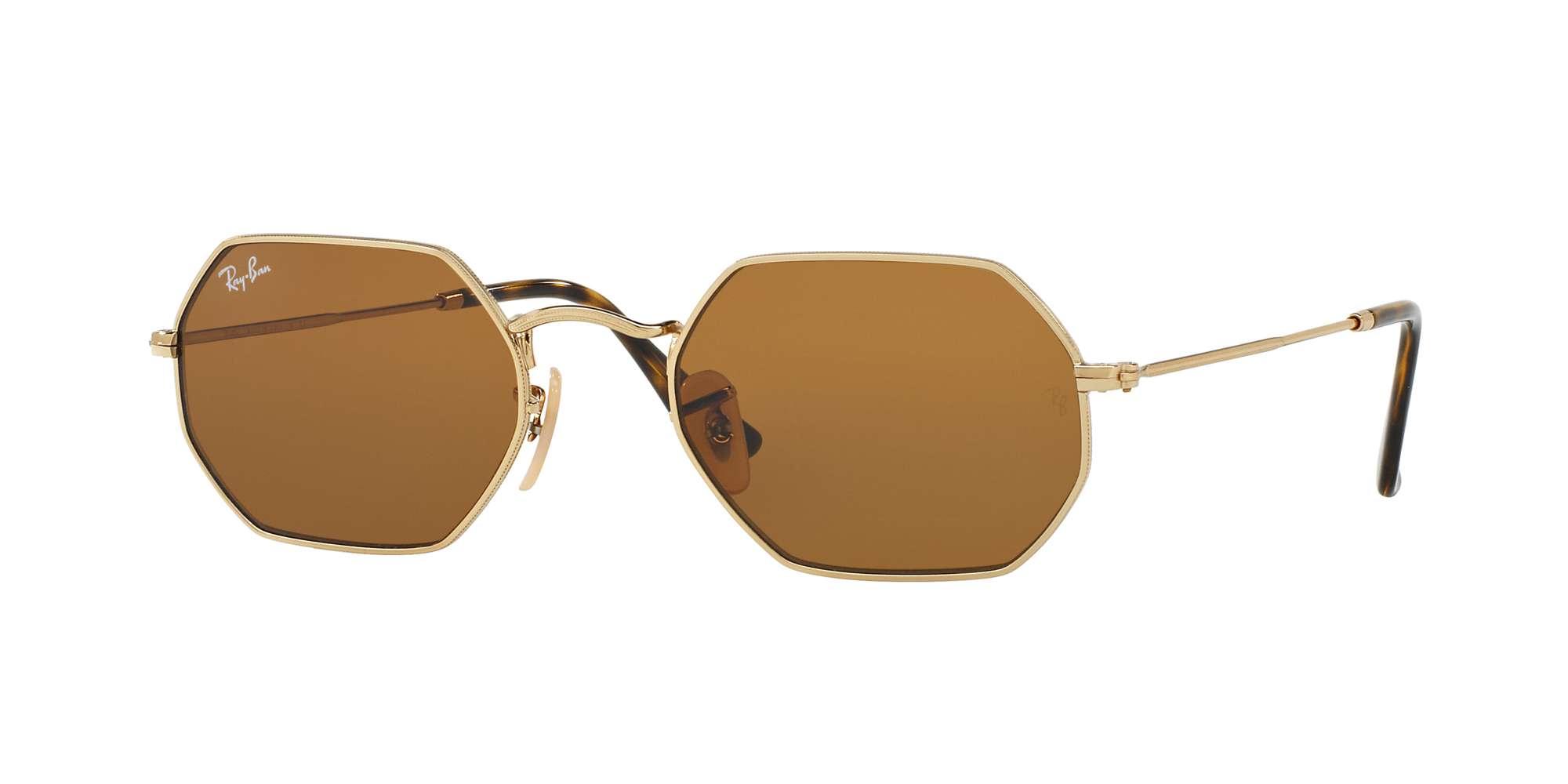 GOLD / BROWN lenses