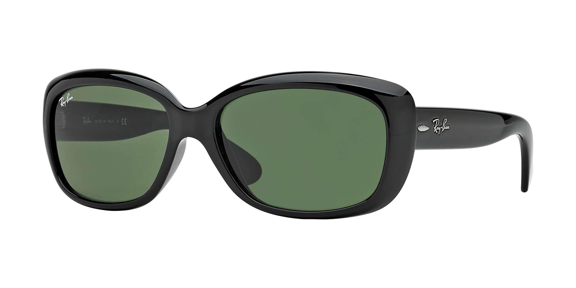 BLACK / GREEN lenses