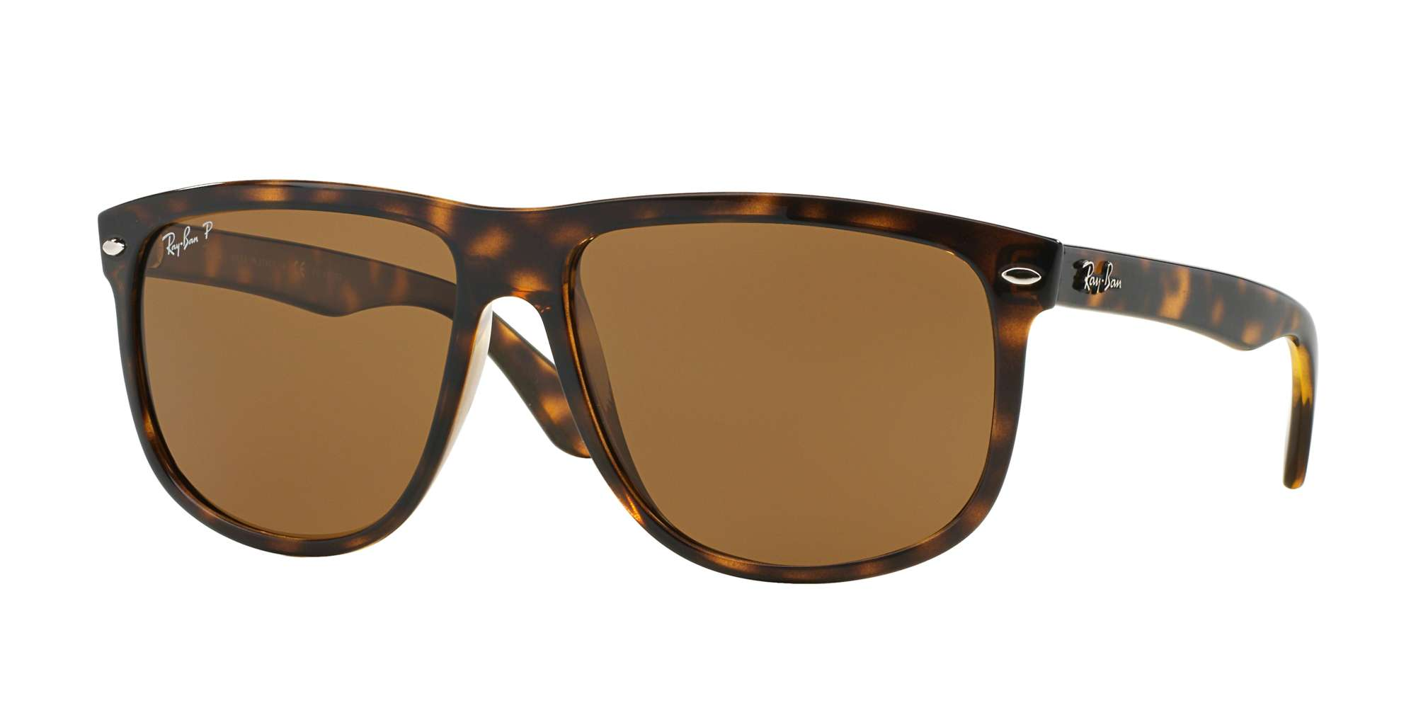 LIGHT HAVANA / CRYSTAL BROWN POLARIZED lenses