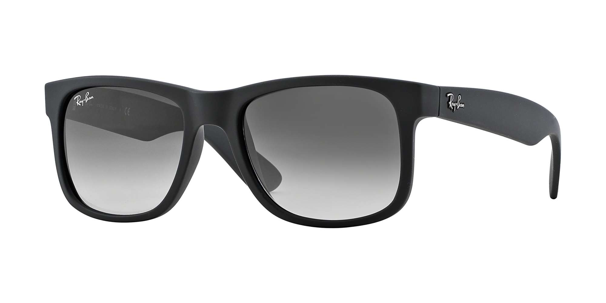 RUBBER BLACK / GREY GRADIENT lenses