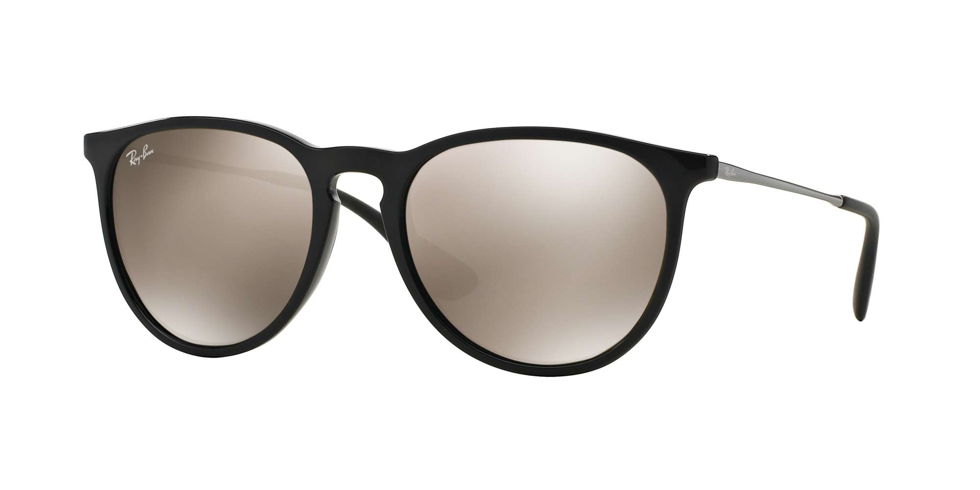 BLACK / LIGHT BROWN MIRROR GOLD lenses