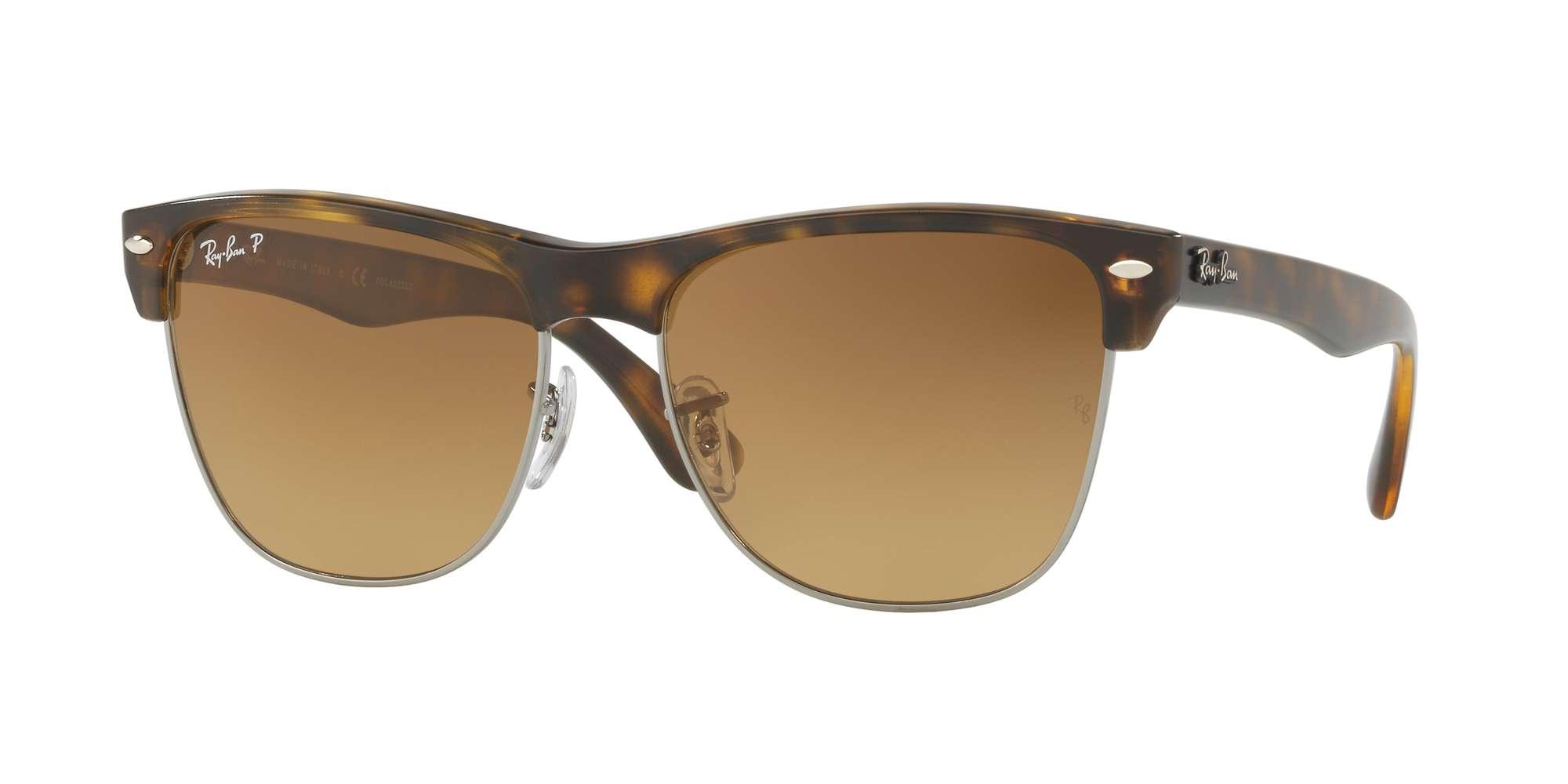 DEMI GLOSS HAVANA / BROWN GRADIENT BROWN - POLAR lenses