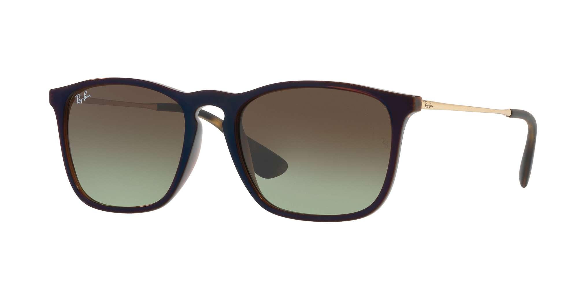TRASPARENT BROWN SP BLU / GREEN GRADIENT BROWN lenses