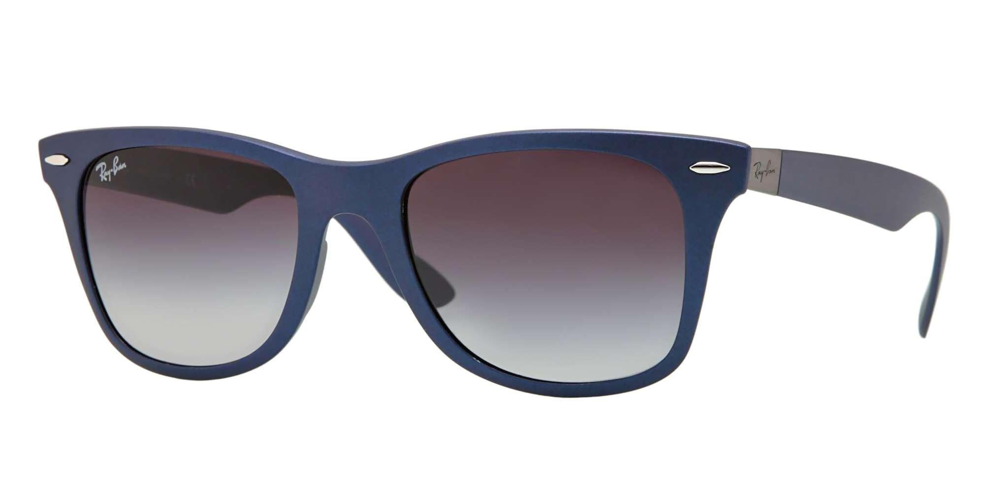 BLUE / GREY GRADIENT lenses