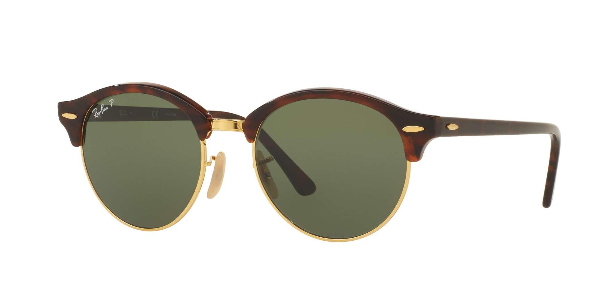 RED HAVANA / POLAR GREEN lenses