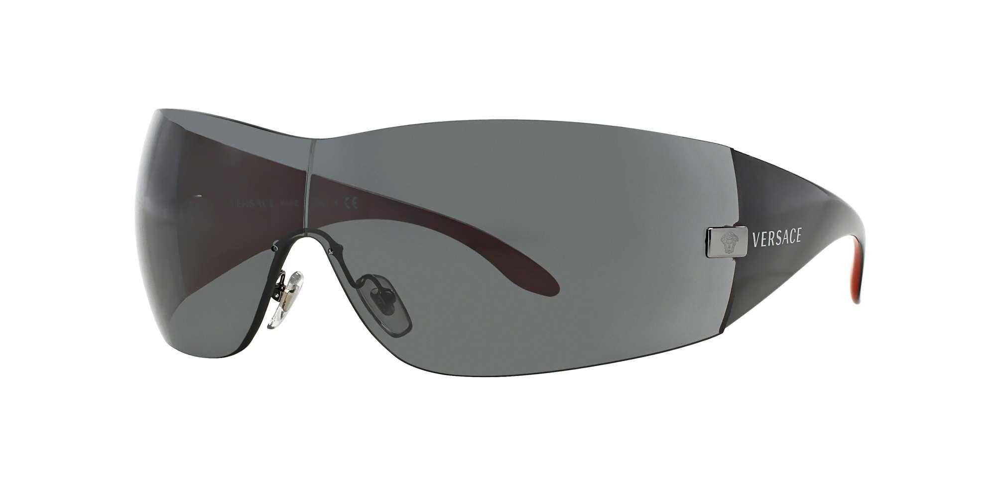 GUNMETAL / GRAY lenses