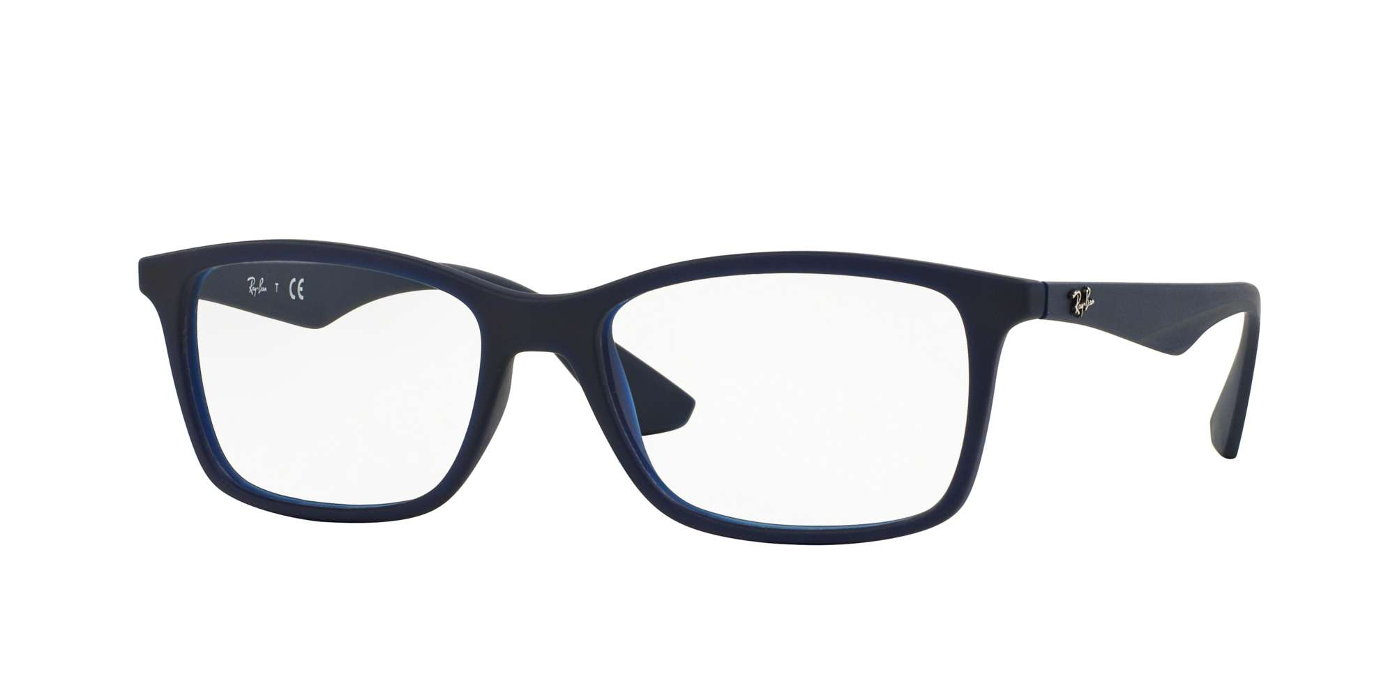 MATTE TRASP BLUE / ? lenses