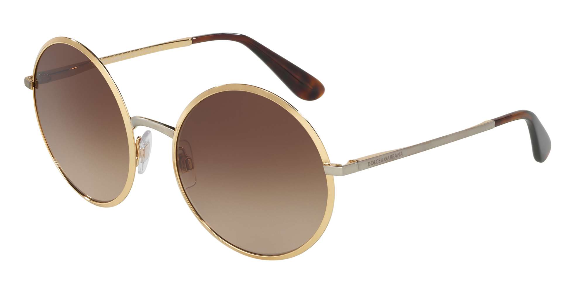 GOLD / BROWN GRADIENT lenses