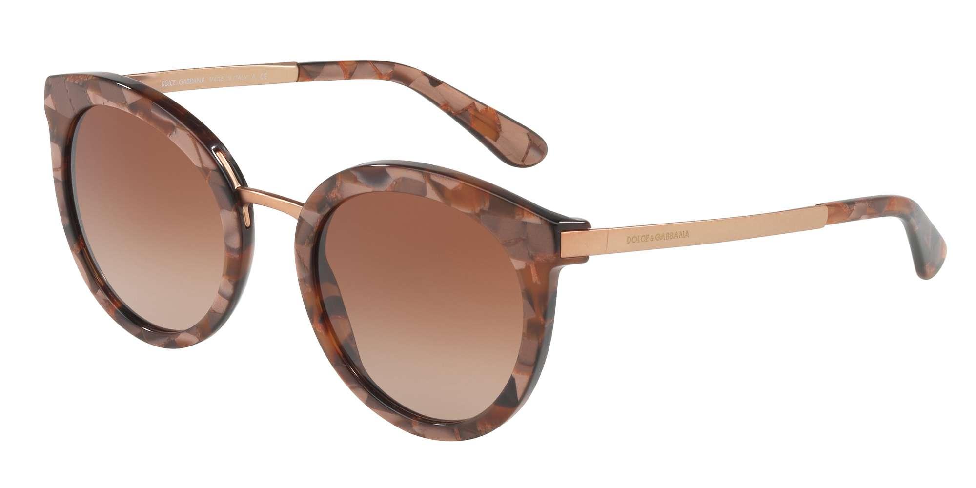 CUBE BRONZE / BROWN GRADIENT lenses