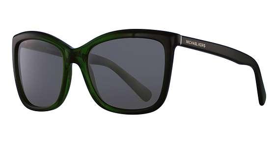 GREEN GRADIENT / SILVER MIRROR lenses
