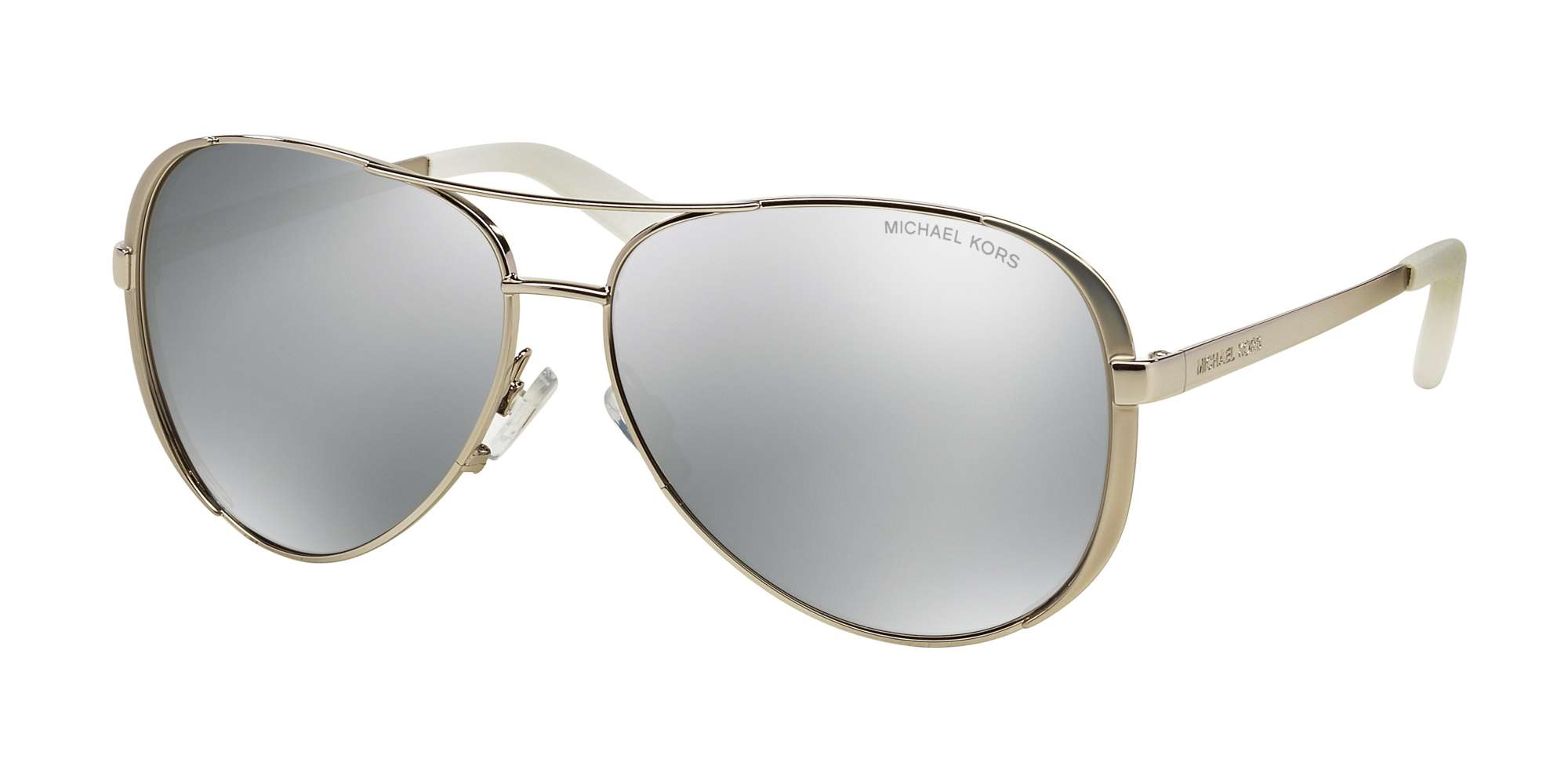 SILVER-TONE / SILVER MIRROR POLARIZED lenses