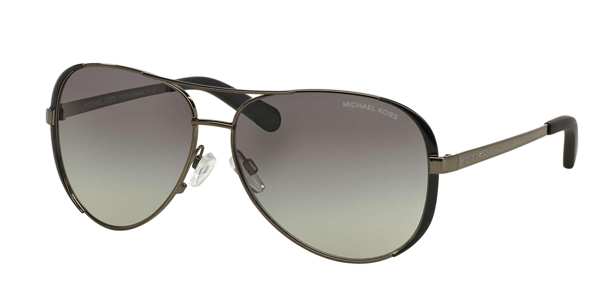 Gunmetal - Black / GREY GRADIENT lenses