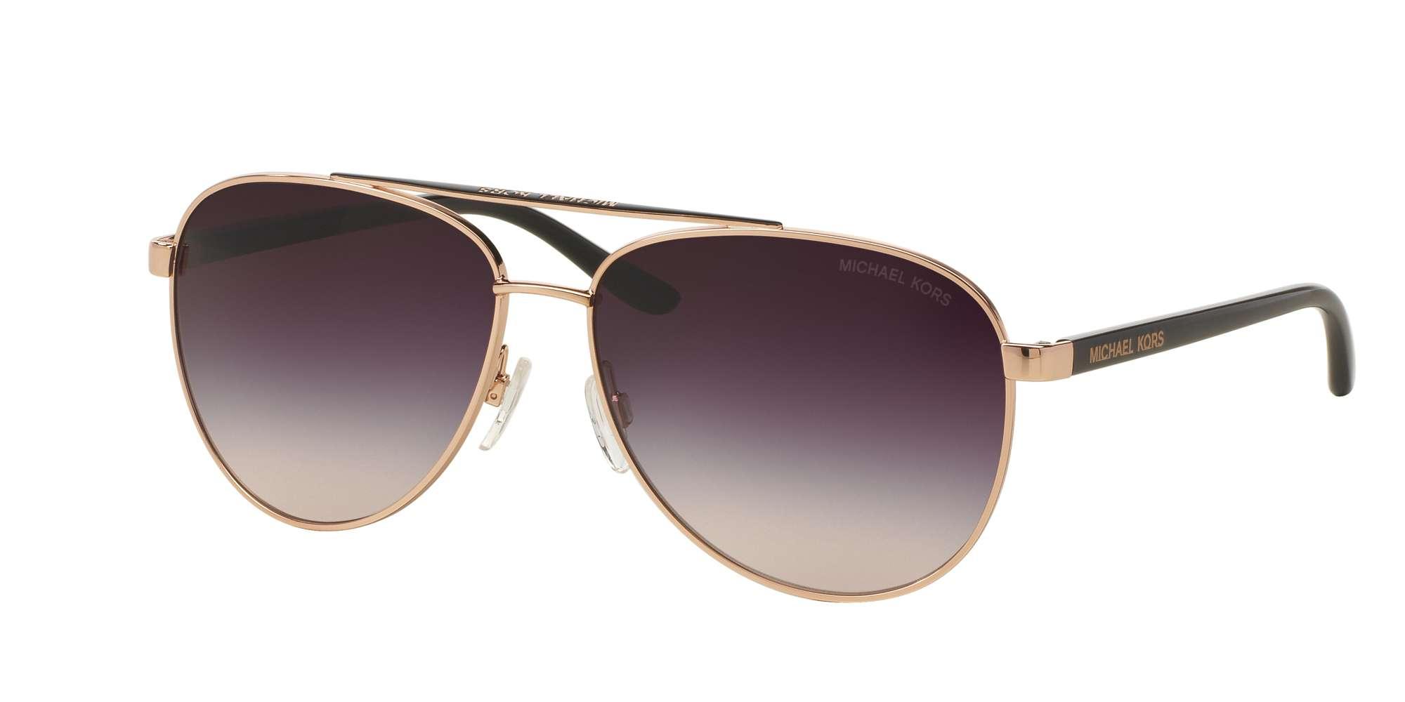 ROSE GOLD / GREY ROSE GRADIENT lenses
