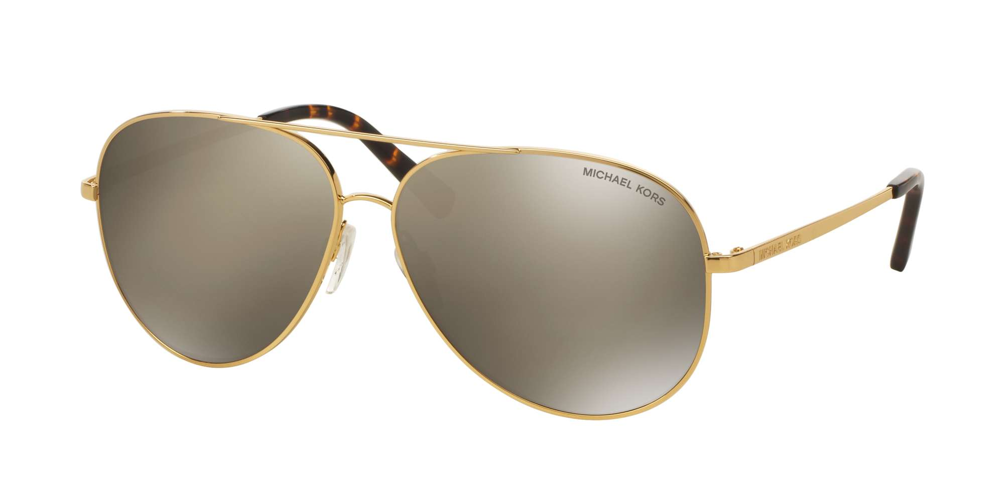 GOLD-TONE / BRONZE MIRROR lenses