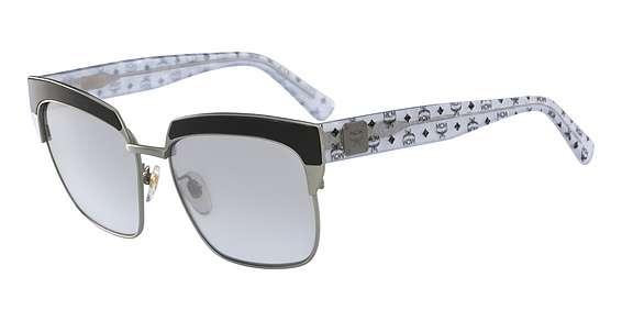 (046) Silver/Silver Marble Glitter V (046)