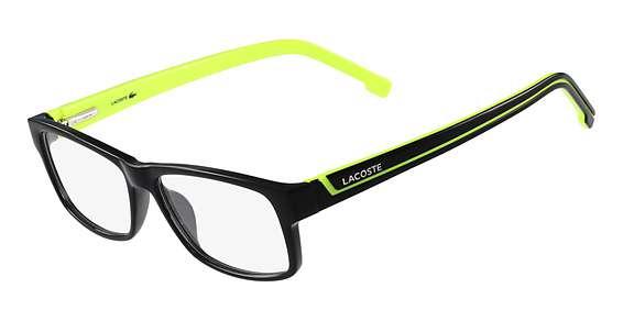 (003) Black/Lime (003)