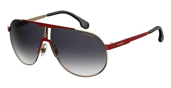 Red Gold / Dkgray Gradient lenses