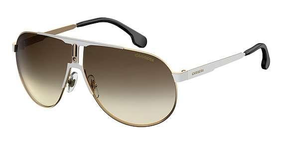 White Gold / Brown Gradient lenses