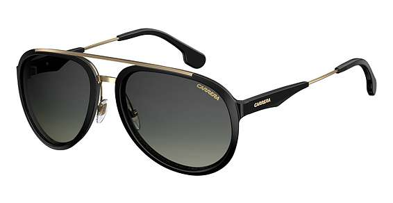 Black Gold / Gray Brown lenses