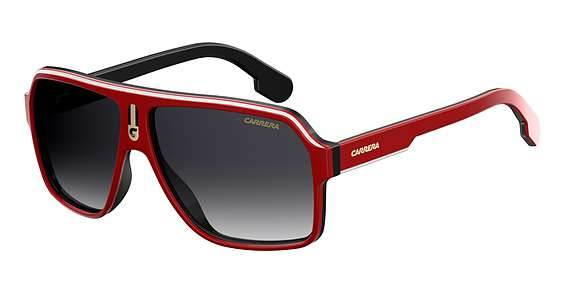 Red Black / Dkgray Gradient lenses