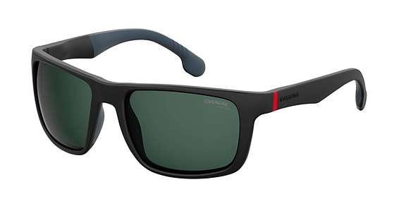 Mtt Black / Green lenses