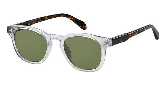 Crystal / Green lenses