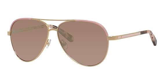Gold Pink / Gold Grad Pink lenses