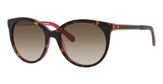 Havana Pink / Brown Gradient lenses
