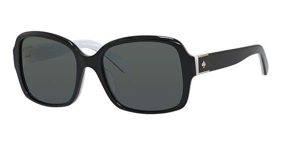 Black White / Gray Polarized lenses