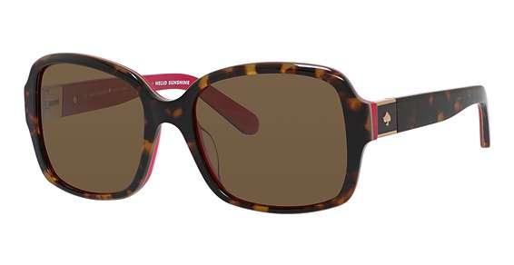 Havana Pink / Brown Polarized lenses