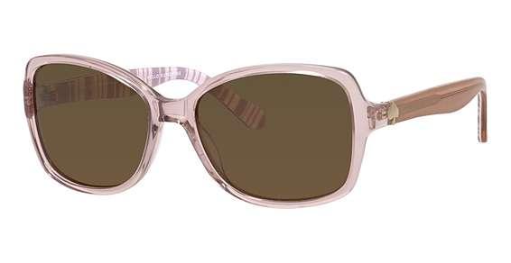 Beige Str White / Brown Polarized lenses