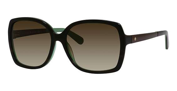 Brn Horn Jade / Brown Gradient lenses