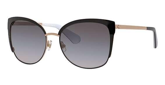 Black Gold / Gray Gradient lenses