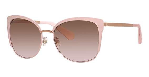 Pink Gold / Brown Pink Grad lenses