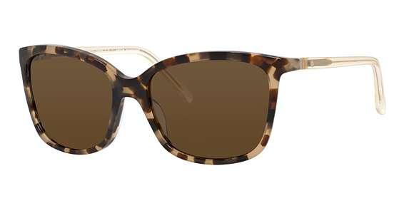 Havana Honey / Brown Polarized lenses
