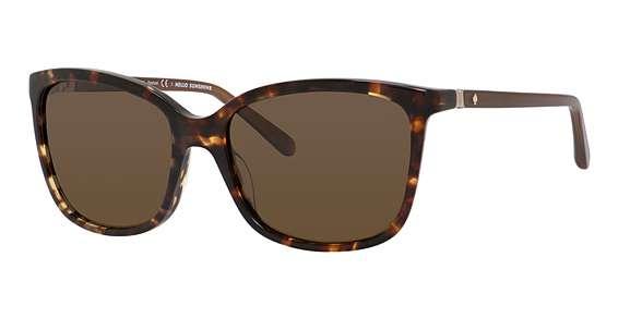 Havana Brown / Brown Polarized lenses