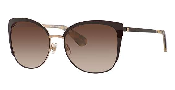 Brown Gold / Warm Brown Grad lenses