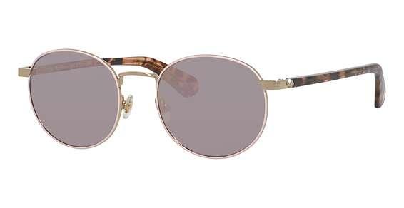 Pink Havn / Gray Rose Gold lenses