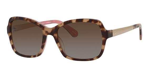 Hava Pink / Brown Grad Polz lenses