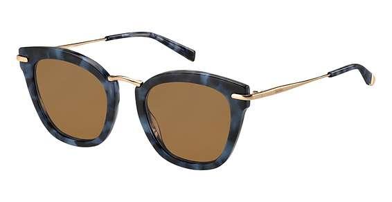 Blue Hvna / Brown lenses