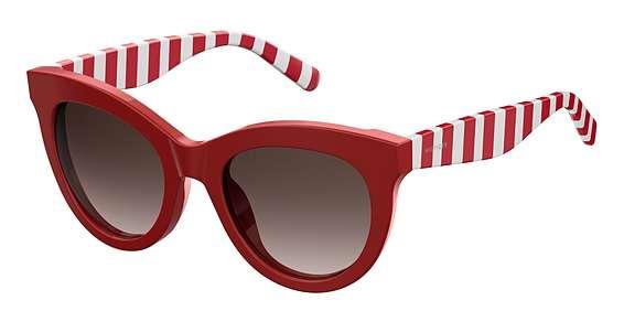 Red / Brown Gradient lenses