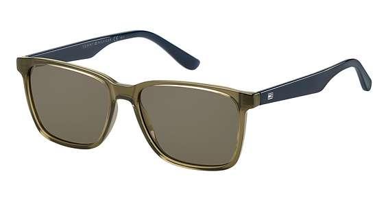 Olive / Brown lenses