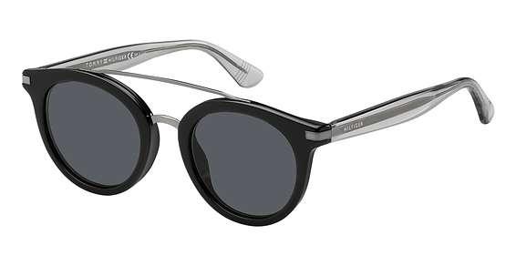 Black / Grey Blue lenses