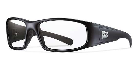 Mtt Black / Transparent lenses