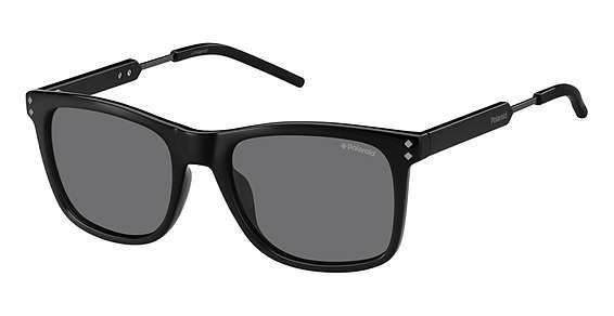 Black Ruthenium / Gray Polarized lenses
