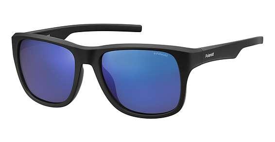 Matte Black / Gry Blue Mir Pz lenses
