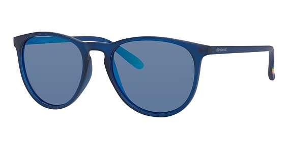 Bluetransparent / Gry Blue Mir Pz lenses